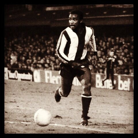 Laurie Cunningham. One of the best players I've ever seen.