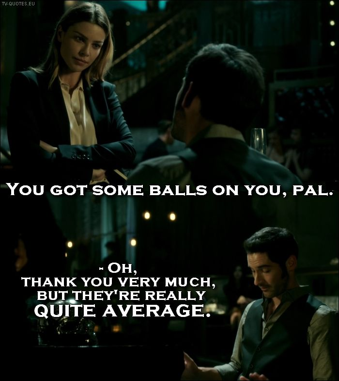 Lucifer Morningstar Is That A Stage Name: 42 Best LUCIFER │ Quotes Images On Pinterest