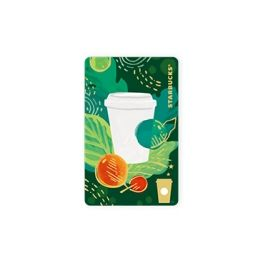 Cherry Coffee Recycled Material My Starbucks Rewards Card (with an environmental tote) - China