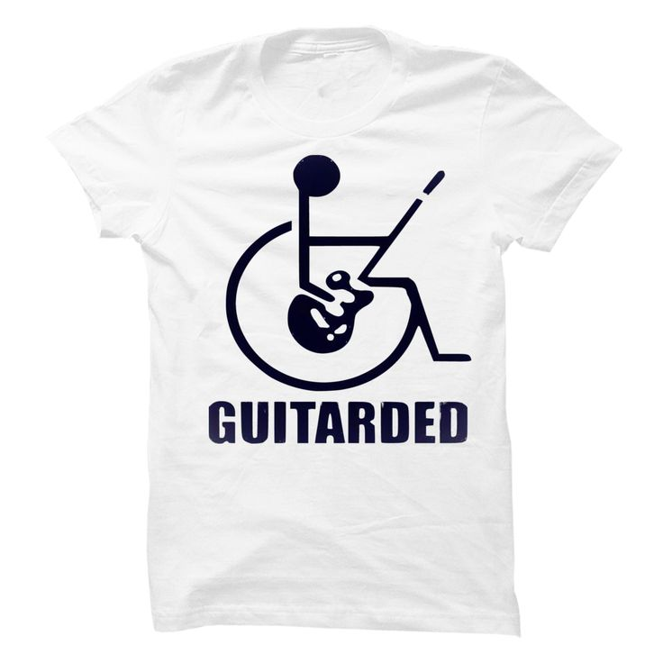 Guitarded for guitarists/bassists - Tshirt