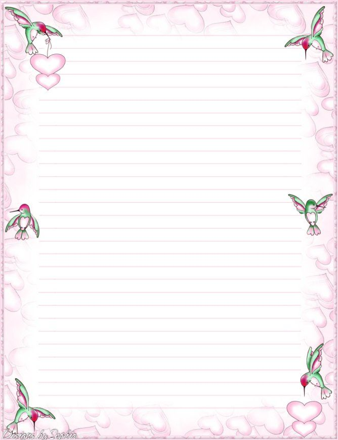 433 best stationery images on Pinterest | Writing papers ...