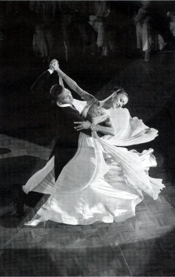 A classic waltz. The grace and class is why I do this with what little free time I have, it speaks to a different time.