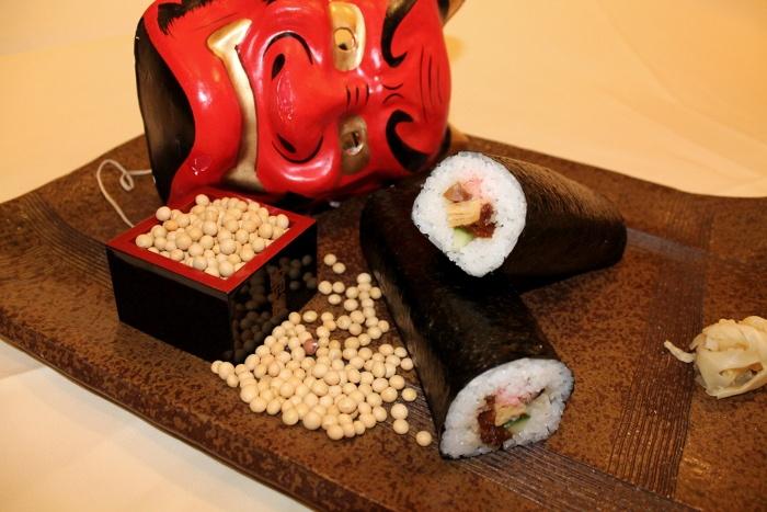 Eho-Maki for Setsubun