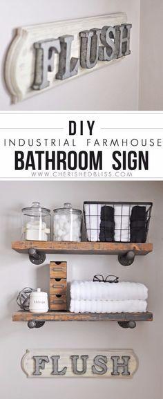 41 Incredible Farmhouse Decor Ideas - DIY Joy - http://centophobe.com/41-incredible-farmhouse-decor-ideas-diy-joy-18/ -