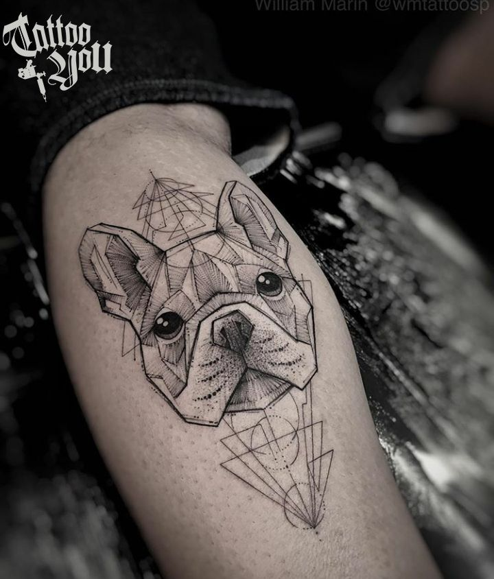 Tattoo feita pelo william para consulta sobre agenda ligue 11 3044 0442