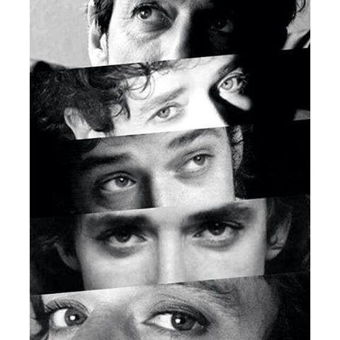 """Tus ojos nunca mentirán ♡"" #GustavoCerati"
