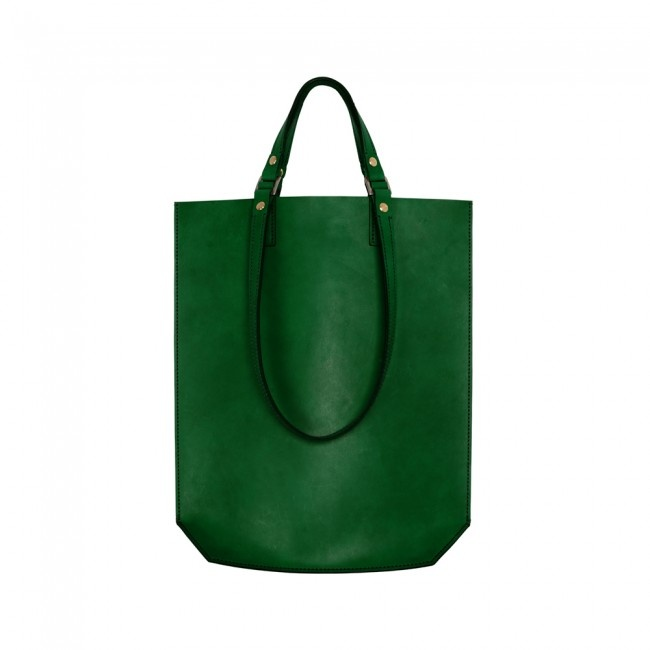 DU Leather Tote