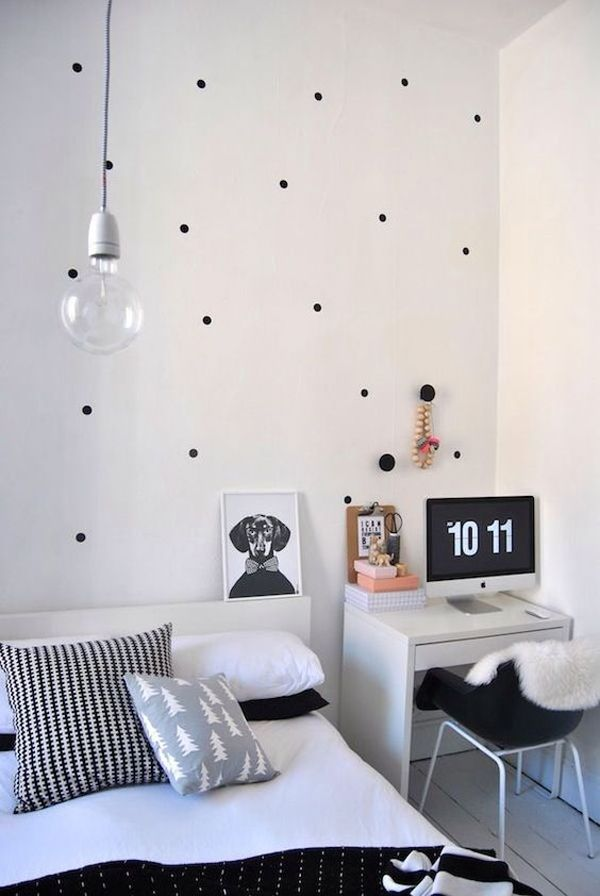 20 Simple And Stylish Workspace With Ikea Micke Desk Small