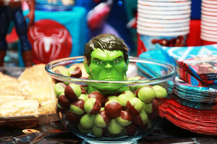 Hulk sweets