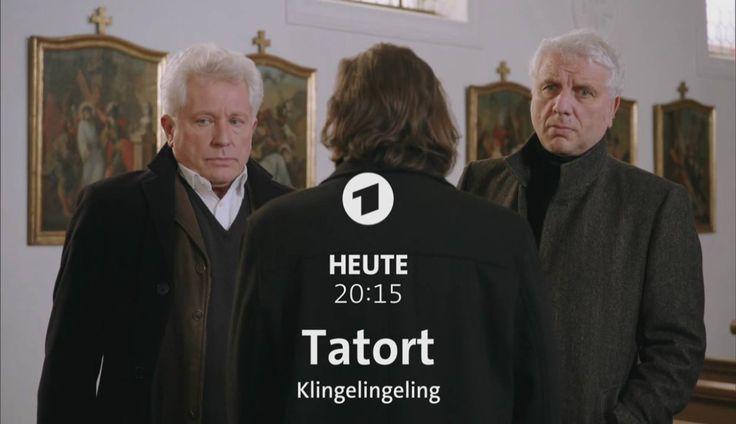 """Ein totes Baby wird in einer kleinen Kirche gefunden. Batic und Leitmayr nehmen die Ermittlungen auf.   Der """"Tatort: Klingelingeling"""" – heute um 20:15 Uhr in Das Erste.  Mehr zum Fall erfahrt ihr auf www.tatort.de!"""