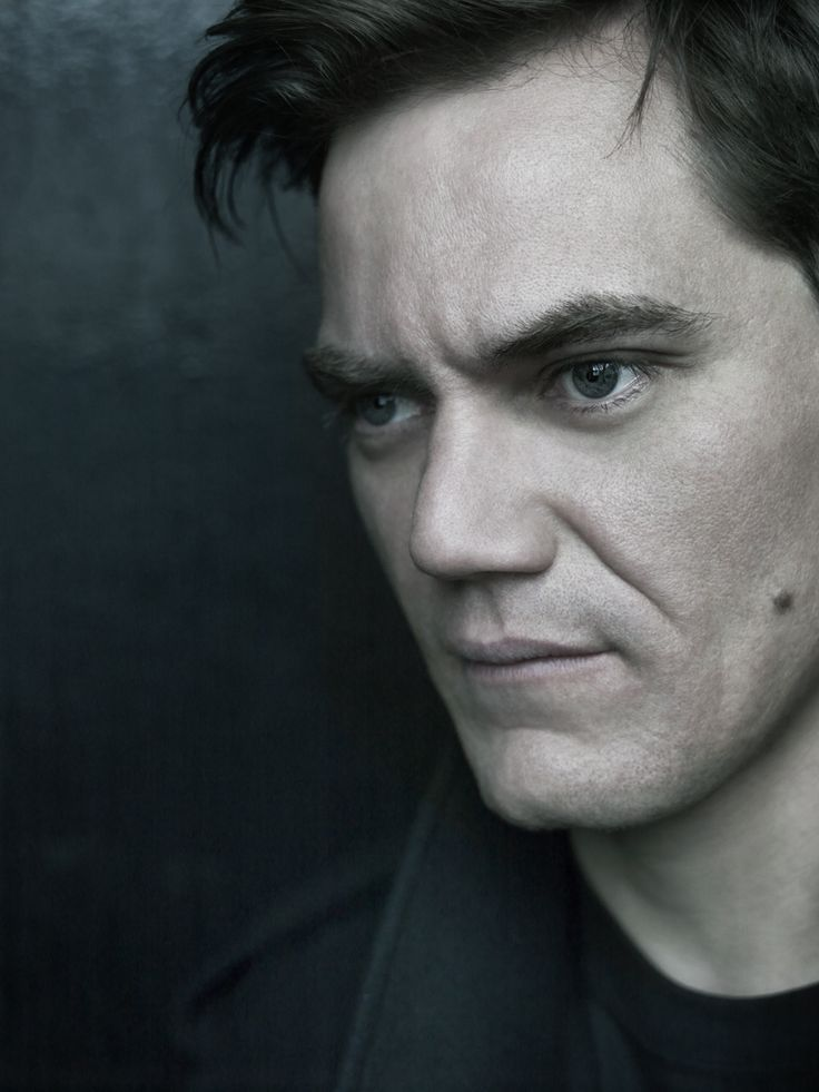 Michael Shannon - favorite character on Boardwalk Empire. He's got the face of a real actor.