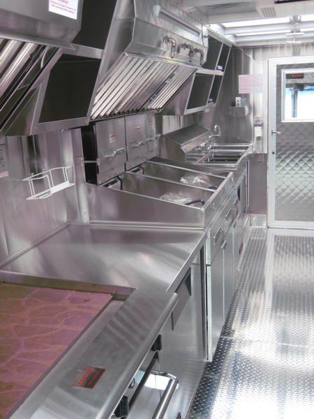 Armenco Cater Truck Mfg. Co., Inc. - Gourmet Food Trucks