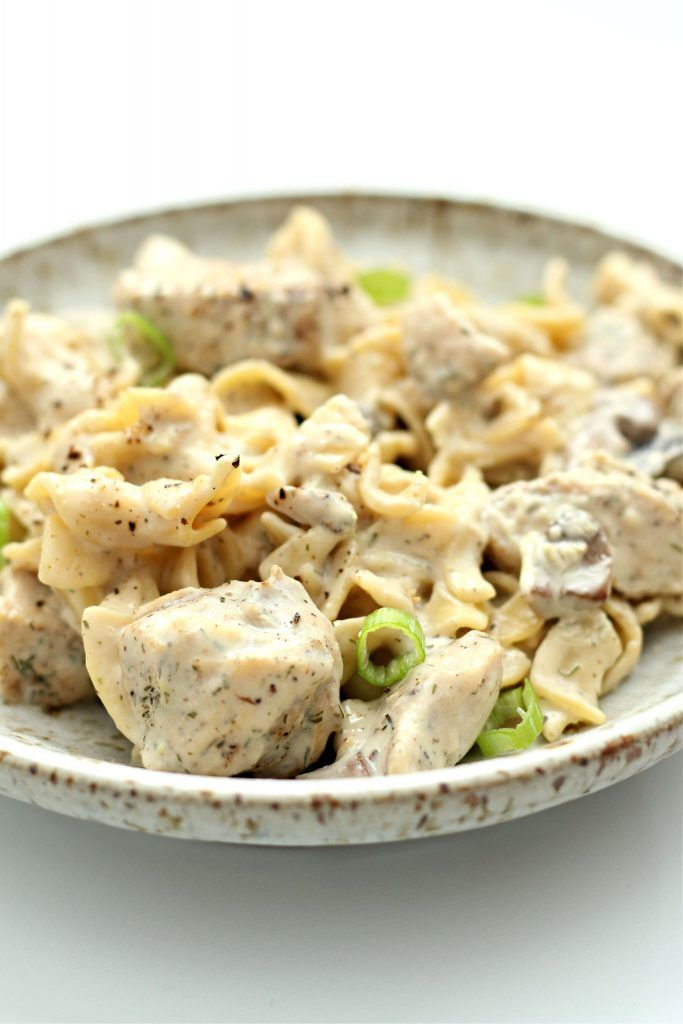 Instant Pot Chicken Stroganoff 365 Days Of Slow Cooking And Pressure Cooking Recipe In 2020 Chicken Stroganoff Instant Pot Chicken Stroganoff