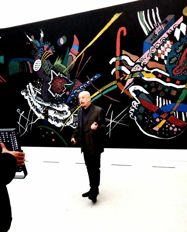 Enrico Ruggeri @ Kandinsky
