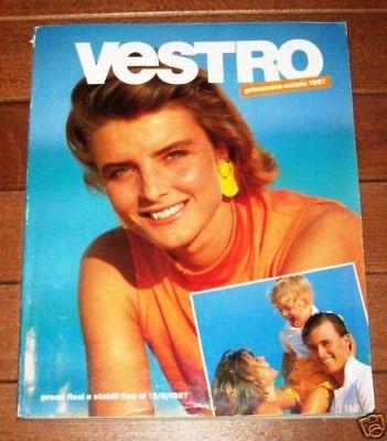 Il catalogo Vestro