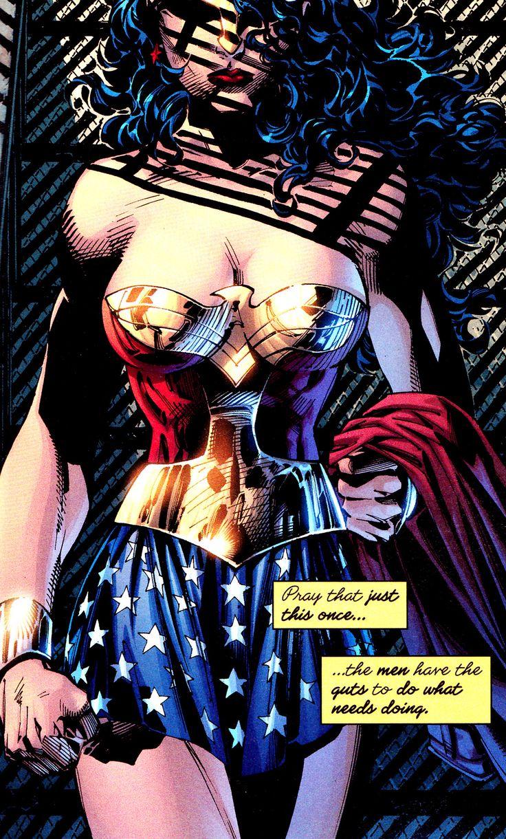 Wonder Woman In All-Star Batman  Robin, The Boy Wonder 5 -3677