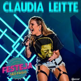 BAIXAR CLAUDIA LEITTE – AO VIVO NO FESTEJA SÃO PAULO (2016)