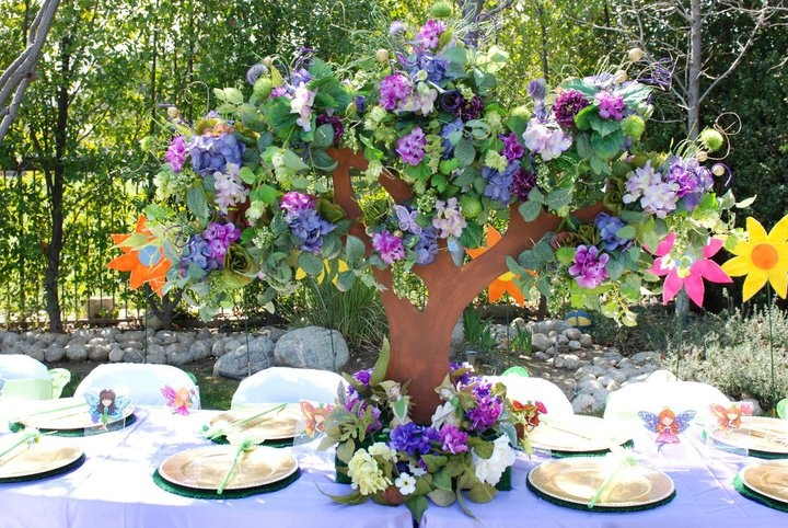 17 Best Images About Fairy Themed Party On Pinterest