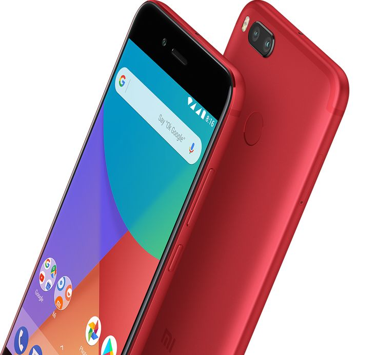 Xiaomi launches Red variant of MI A1 in India