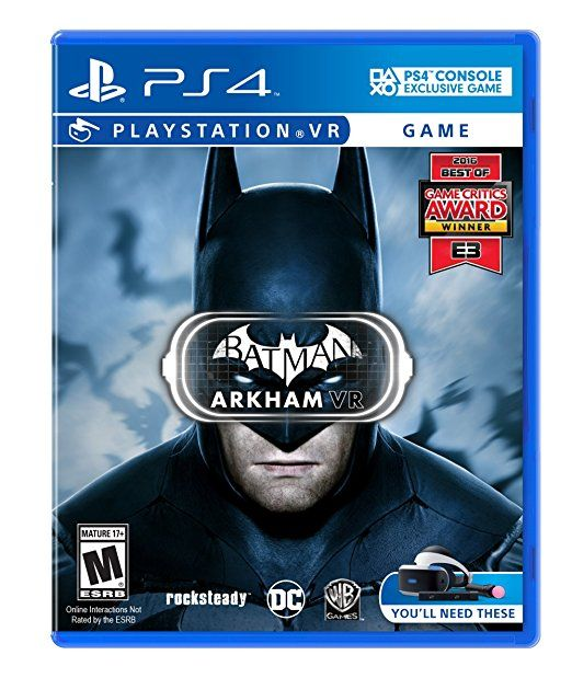 Batman Arkham VR (PlayStation VR) (englische Version)