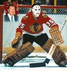 NHL History:  1970 - Tony Esposito (Chicago Black Hawks) recorded his 15th shutout. It was an NHL record for rookie goalies and the most shut outs in the modern era.    keepinitrealsports.tumblr.com    keepinitrealsports.wordpress.com