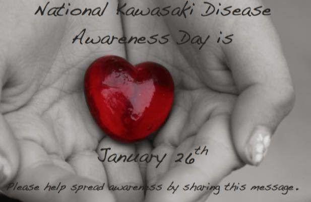 Smith and Blessings: Kawasaki Disease Awareness Day!