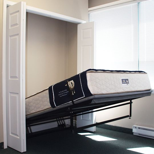 Murphy Bed In Closet So Doing This In Our Soon To Be