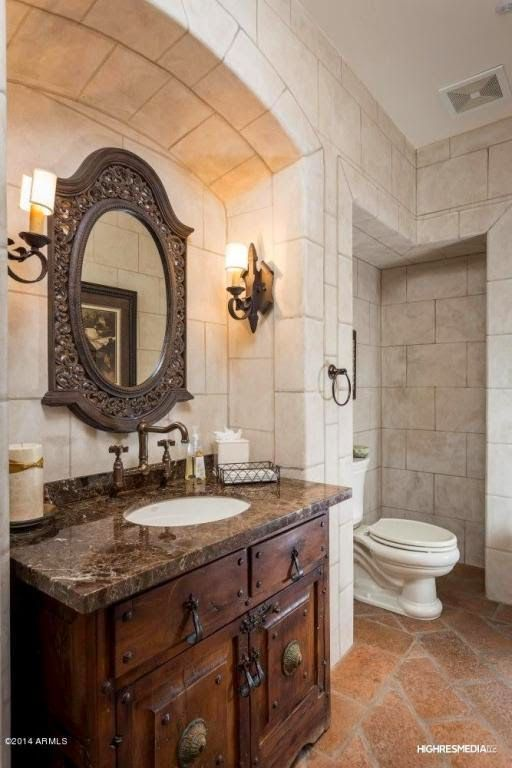 46 best images about tuscan bathroom on pinterest wine Italian bathrooms