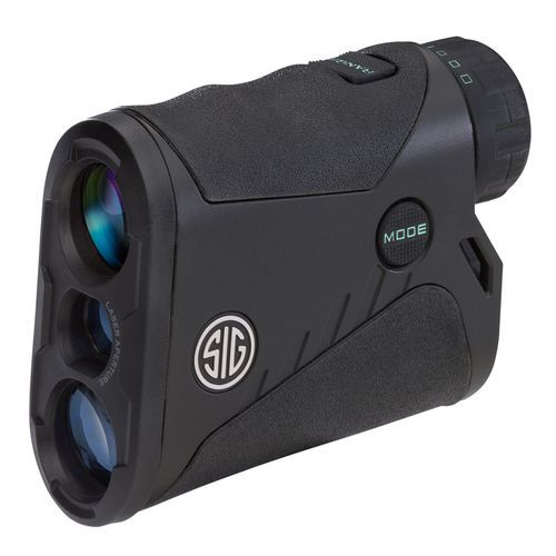 SIG Sauer Electro-Optics Kilo1250 6 x 20 Range Finder Black - Optics, Binoculars at Academy Sports