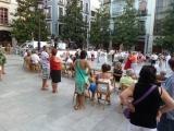 Street festival - Granada