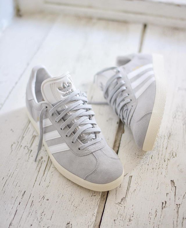 adidas Originals Gazelle 91: Grey