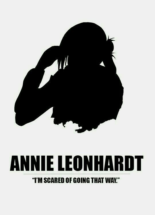 Annie :((