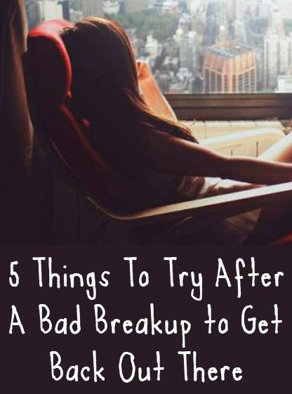 dating after a bad breakup Forum post: 9 tips for dating again after a bad breakup, according to experts singles: licentious desires of adults below is the forum post: 9 tips for dating again after a bad breakup, according to experts, don't miss our other great forum posts.