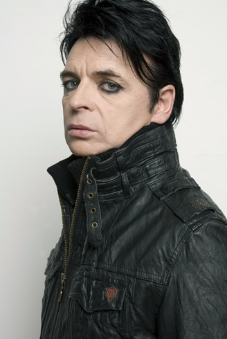Gary Numan. Tickets purchased for 'Machine Music' tour in June.