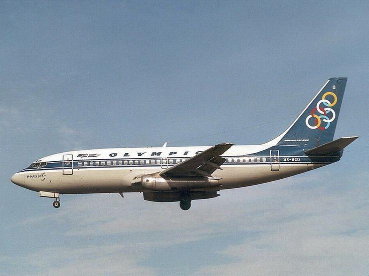 Olympic Airways B 737-284 (Hephaestus)  [SX-BCC]