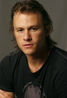 Heath Ledger (April 4, 1979 - January 22, 2008)