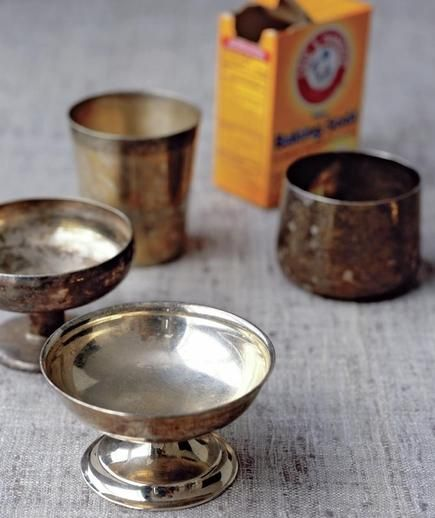 Use Baking Soda to Clean Silver | Of the hundreds of cleaning tips Real Simple has published, these are among our most popular—and most ingenious.