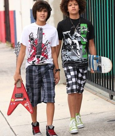 Tricouri ieftine: Tricou baieti Rock BPC