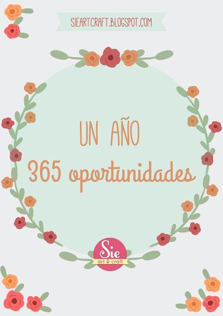 365 oportunidades ♥