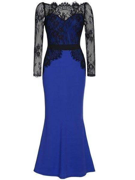 15 best vestidos images on Pinterest | Black, Long slip dress and Shops