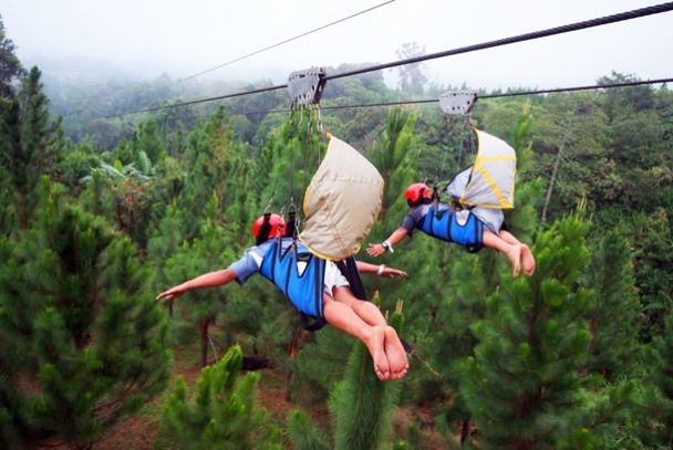 7 Ways to BEAT THE HEAT: What to do in Cagayan de Oro this Summer  Dahilayan Adventure and Forest Park