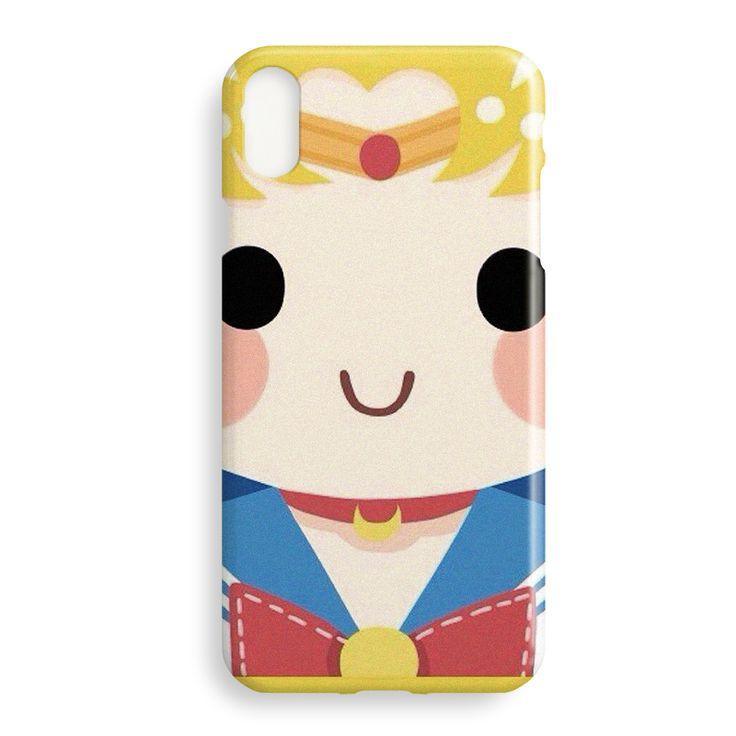 iPhoneX日系キャラクター美少女戦士セーラームーン アイフォンx iphone 8 plus月野うさぎ