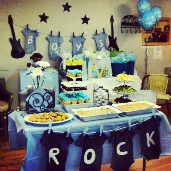 best 20 rock baby showers ideas on pinterest rock a bye baby guitar baby showers and music. Black Bedroom Furniture Sets. Home Design Ideas