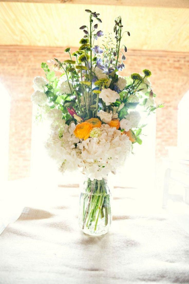 Uncategorized outdoor vintage glam wedding rustic wedding chic - 50 Awesome Rustic Wedding Centerpieces Ideas