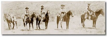 Unidentified Texas Rangers on Patrol, ©2009, TRHFM