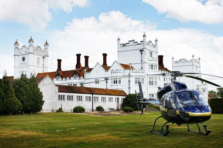 Danesfield House Hotel and Spa : Room for Romance : Luxury Hotel, Romantic Weekend Break, Luxury Hotels
