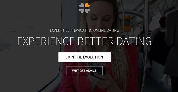 For most people, dating, particularly online dating, is an endeavor chock-full of unanswered questions. Introducing the evolution of dating: LiveDatingAdvice.com. Brought to you by three of the top dating coaches in the industry, LiveDatingAdvice gives you unlimited access to professional dating advice 24/7. ➔ http://www.datingadvice.com/online-dating/live-dating-advice-the-future-of-dating