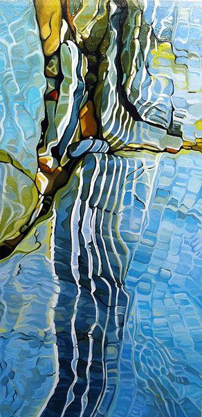 Margarethe Vanderpas - Fine Artist - Waterscapes