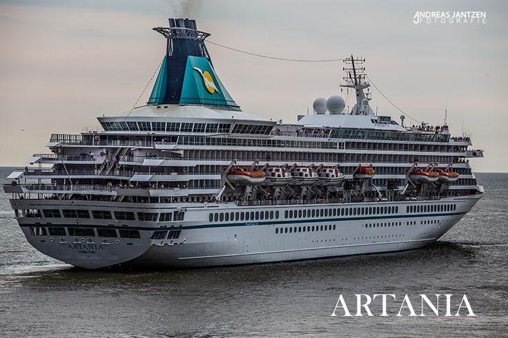 Kreuzfahrtschiff MS Artania