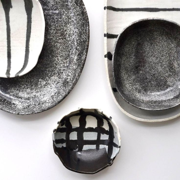 New Arrivals // With a predominantly Japanese influence Clay Canoe is made in Newcastle Australia by Wyan McAllister and Kyle Roddenby. Their earthy approach to ceramics is steeped in simple primitive traditions made from slabs of clay and with their own handmade glazes each piece is entirely unique in its imperfections. Each piece can stand on its own but also sings with food!